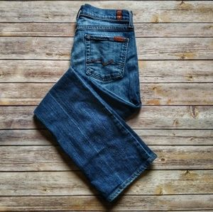 7 for all mankind | boot cut